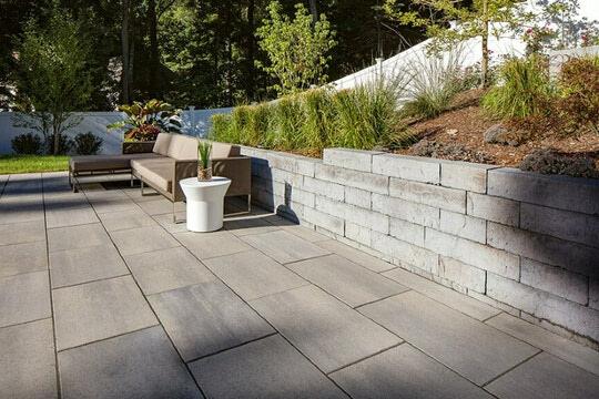 sloping backyard landscaping ideas