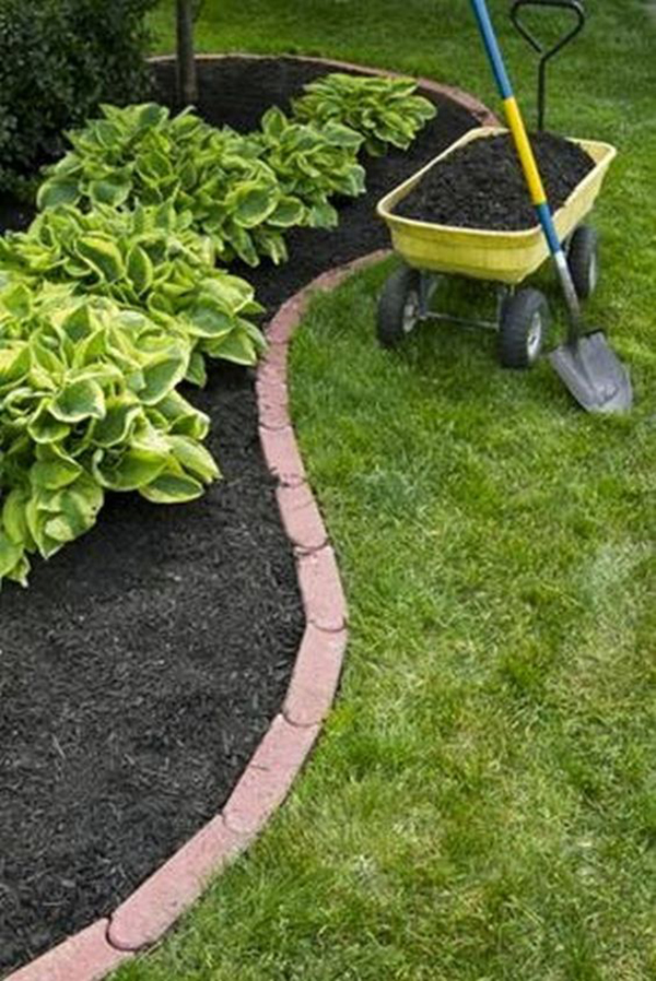Cheap landscaping ideas Edmonton