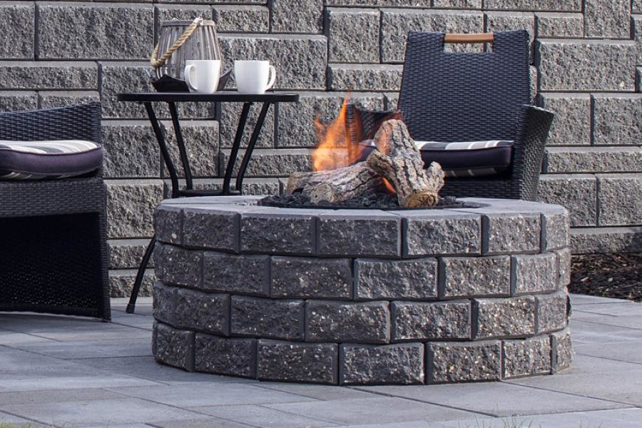 How to Install a Fire Pit