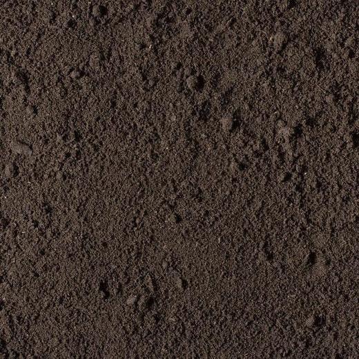 Soil bark mulch for Screened soil