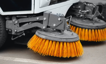 Street & Parking Lot Sweeping