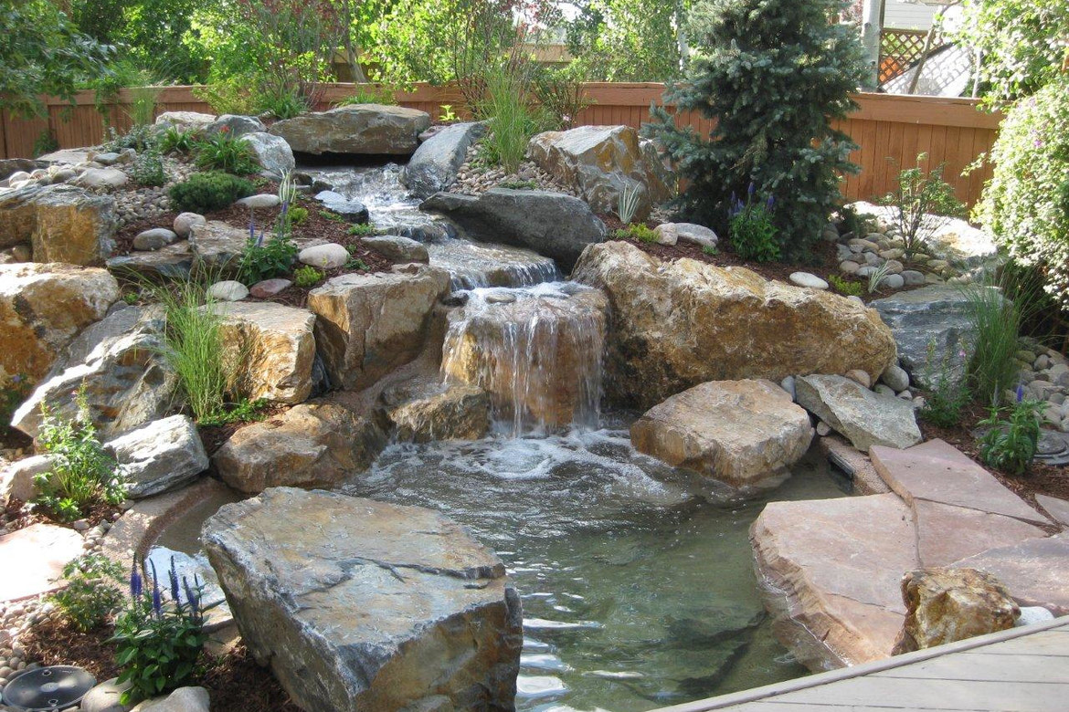 Water Features Landscaping Feature Ideas